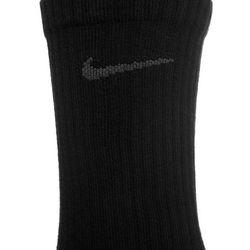 Nike Performance DRIFIT LIGHTWEIGHT 3 PACK Skarpety sportowe black z kategorii Bielizna sportowa męska