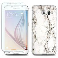 Etuo.pl Full body slim fantastic - samsung galaxy s6 edge - etui na telefon full body slim fantastic - biały