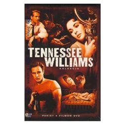 Tennessee Williams: Kolekcja - 5 filmów (6 DVD) - Richard Brooks, John Huston, Elia Kazan - sprawdź w wybran
