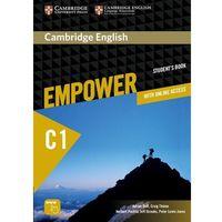 Empower Advanced. Podręcznik + Online Assessment and Practice + Ćwiczenia Online, Cambridge University Press