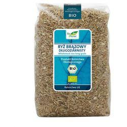 Bio planet : ryż brązowy długoziarnisty bio - 1 kg