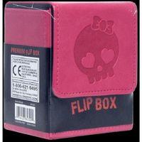 Ultra Pro Flip Box Pink Skull - sprawdź w wybranym sklepie