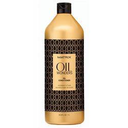 oil wonders - odżywka z olejkiem arganowym 1000ml wyprodukowany przez Matrix