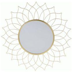 Producent: elior Glamour lustro maos - złote