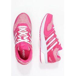 adidas Performance QUESTAR Obuwie do biegania treningowe pink/white/clear grey - produkt dostępny w Zalando.p
