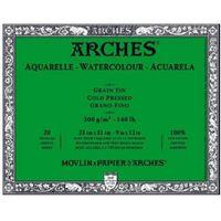 arches® blok do akwareli 23x31/12 fin marki Canson