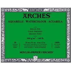arches® blok do akwareli 23x31/12 fin, marki Canson