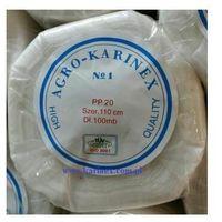 Agrowłóknina wiosenna PP 20 g/m2 biała 1,1 x 100 mb., Agrowłóknina wiosenna PP 20/110/100 rolka