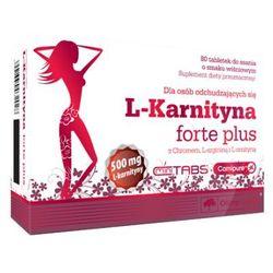 Olimp L-Karnityna Forte Plus 80tab. - sprawdź w wybranym sklepie