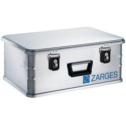 pudełko pudło mini 42 litry szary 2018 skrzynie transportowe marki Zarges