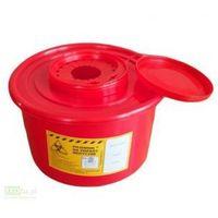 Pojemnik na odpady medyczne 3,5 l., FB86-62326