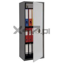 Sejf z zamkiem elektronicznym na segregatory SL 125T EL