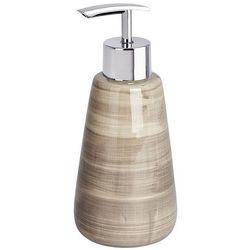 Dozownik do mydła w płynie, żelu POTTERY SAND, WENKO (4008838162521)