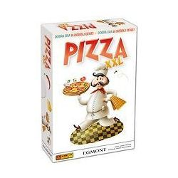 Pizza xxl. gra planszowa, marki Egmont