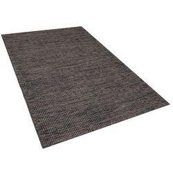Dywan brązowy bawełniany 80x150 cm SARAY