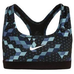 Nike Performance CLASSIC Biustonosz sportowy blue moon/black/white z kategorii Pozostała bielizna dla dzieci