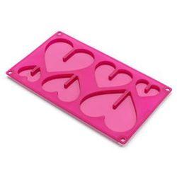 Forma do czekolady serca - sprawdź w wybranym sklepie