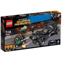 Lego SUPER HEROES Przechwycenie kryptonitu (kryptonite interception) - 76045