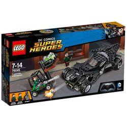 SUPER HEROES PRZECHWYCENIE KRYPTONITU (Kryptonite Interception) - 76045 marki Lego [zabawka]