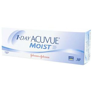 Johnson&Johnson 1 Day Acuvue Moist 30 sztuk, 20960371