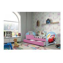Łóżko timi 80 x 160 różne wzory z materacem marki 30