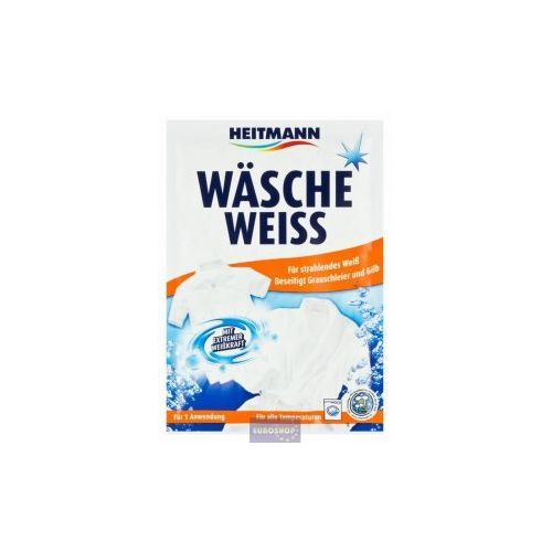 Wasche Weiss wybielacz, produkt marki Heitmann