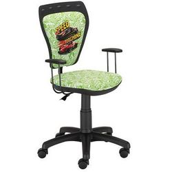 krzesło dziecięce Ministyle HotWheels GTP V8C 4 BL
