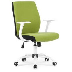 Młodzieżowy fotel COMBO Halmar - zielono-czarny