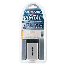 Akumulator A-Nik EN EL 5 DARMOWA DOSTAWA DO 400 SALONÓW !!, produkt marki Ansmann