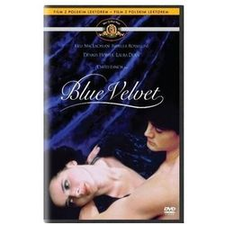 Blue Velvet (DVD) - David Lynch, kup u jednego z partnerów