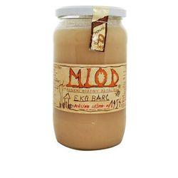 Miód malina leśna BIO 1kg- Eko Barć (Patalas)