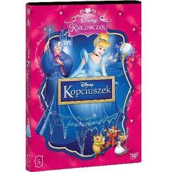 Kopciuszek. DVD z kategorii Filmy animowane