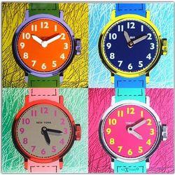 Nextime Zegar ścienny  time zones
