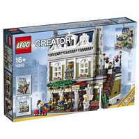 Lego CREATOR Rrestauracja w paryżu 10243