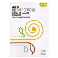 Vivaldi: The Four Seasons (DVD) - Gidon Kremer