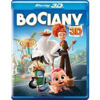 Bociany 3D (Blu-Ray) - Nicholas Stoller, Doug Sweetland (7321999345136)