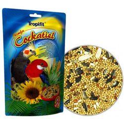 TROPIFIT Cockatiel - pełnowartościowy pokarm dla nimfy 700g, kup u jednego z partnerów