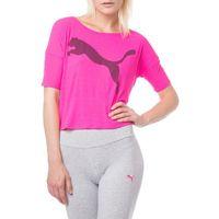 Puma  the good life koszulka różowy m