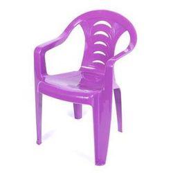 Tola krzesełko dziecięce fioletowe (5907795812106)