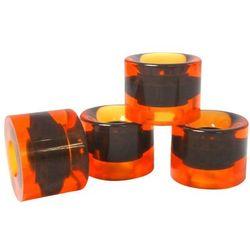 Axer sport Kółka do deskorolki 60x45 - pomarańczowy, kategoria: akcesoria do skatingu
