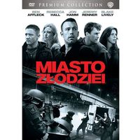 Galapagos films Miasto złodziei premium collection