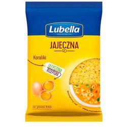 250g jajeczna makaron koraliki marki Lubella