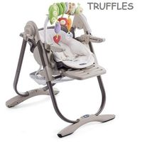 polly magic krzesełko truffles brązowy 2017 wysyłka 24h marki Chicco