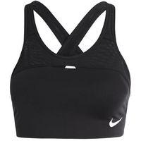 Nike Performance PRO CLASSIC MODERN Biustonosz sportowy black/white, 856248
