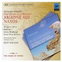Ariadne Auf Naxos (3cd + Cd - Rom) (5099955986724)