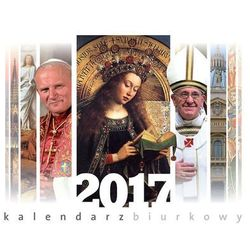 Kalendarz 2017 biurkowy - sprawdź w wybranym sklepie
