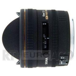 Sigma AF 10/2,8 EX DC Fisheye HSM Canon - produkt w magazynie - szybka wysyłka! - produkt z kategorii- Obiekt