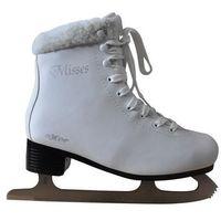 Ocieplane łyżwy figurowe axer misses marki Axer sport