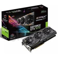 Asus GeForce GTX 1070 STRIX 8GB DDR5 256BIT DVI/HDMI/DP - produkt z kategorii- Karty graficzne
