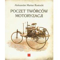 Poczet twórców motoryzacji (154 str.)
